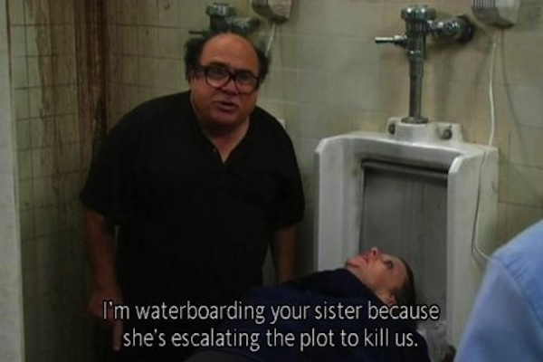 life hacks for assholes, life hacks for a-holes, frank waterboards dee always sunny
