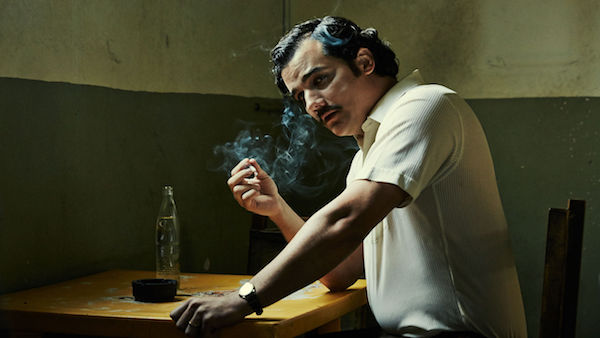 "Most Addictive Television Shows Right Now, ""Narcos"""