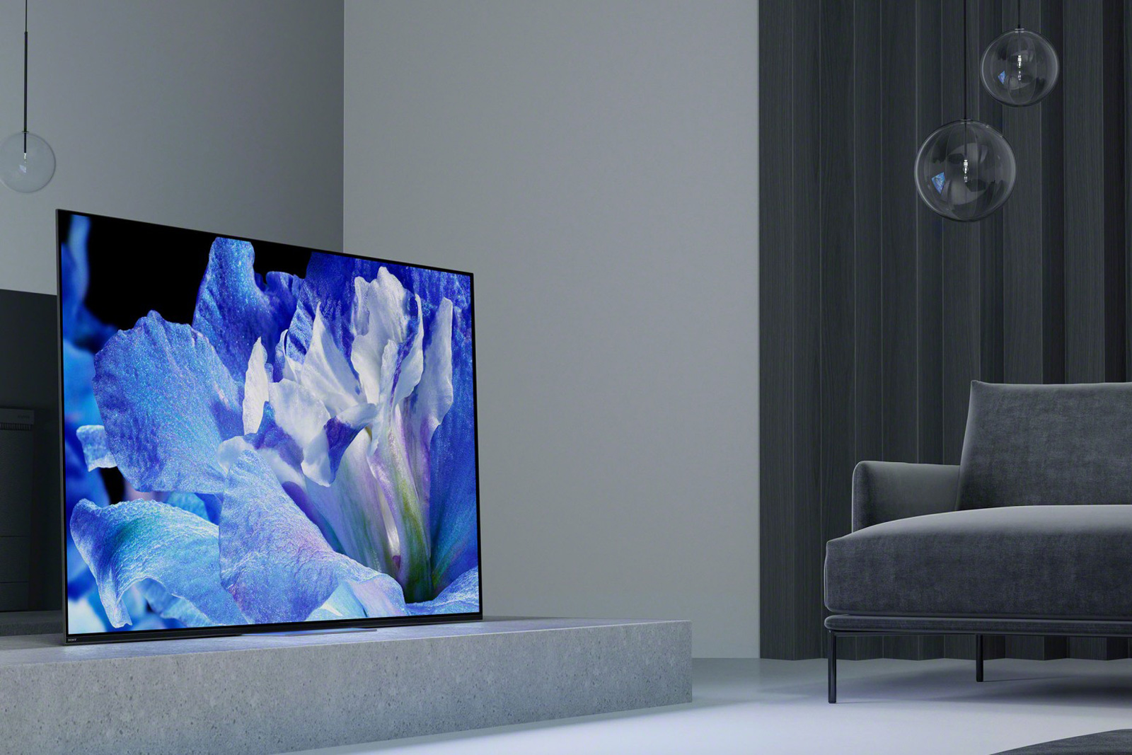 sony 39 s 2018 oled tv starts at 2 800 engadget rss feed howldb. Black Bedroom Furniture Sets. Home Design Ideas