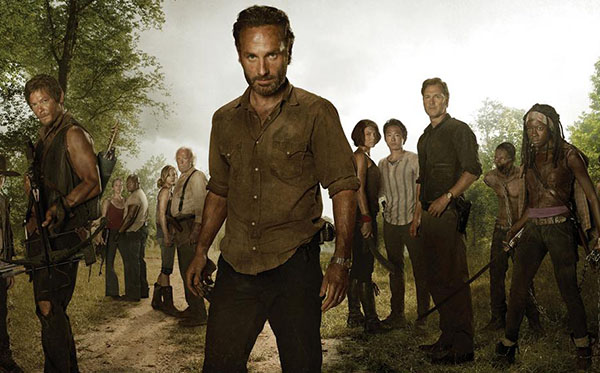 TV and Movie Graphic Novel Adaptations, Best, Top Films, the walking dead