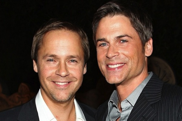 saddest brothers on earth, brothers of famous celebrities, chad lowe, rob lowe brother