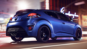 Hyundai Veloster Turbo Rally Edition