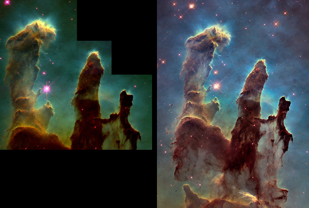 Die Säulen Der Schöpfung