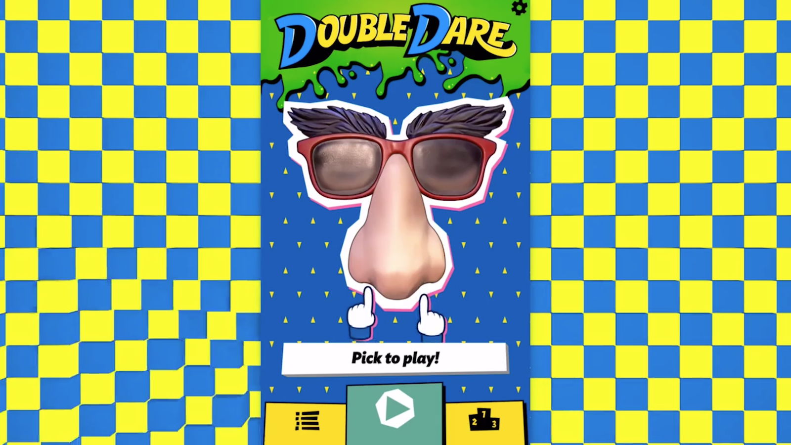 Nickelodeon's 'Double Dare' finds new life in Facebook