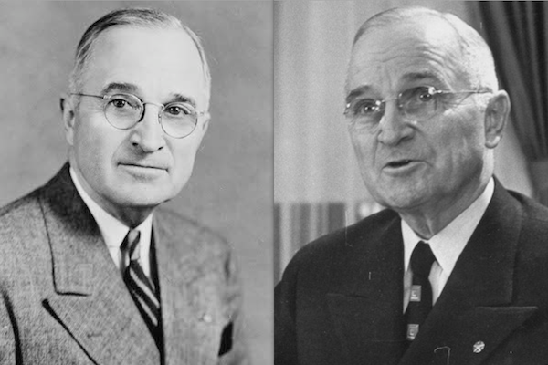 US presidents before and after term, harry s truman