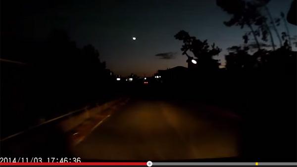 西日本各地で「巨大火の玉」が出現、決定的瞬間をカメラがとらえた!