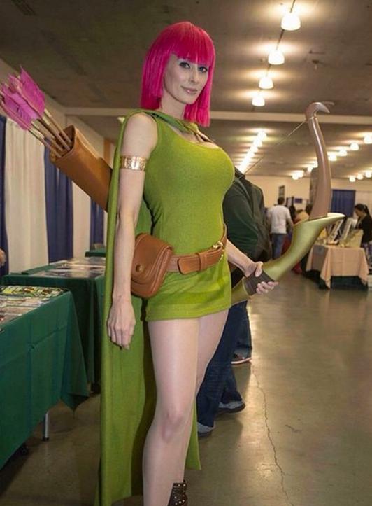Hot Cosplay, Comic Con