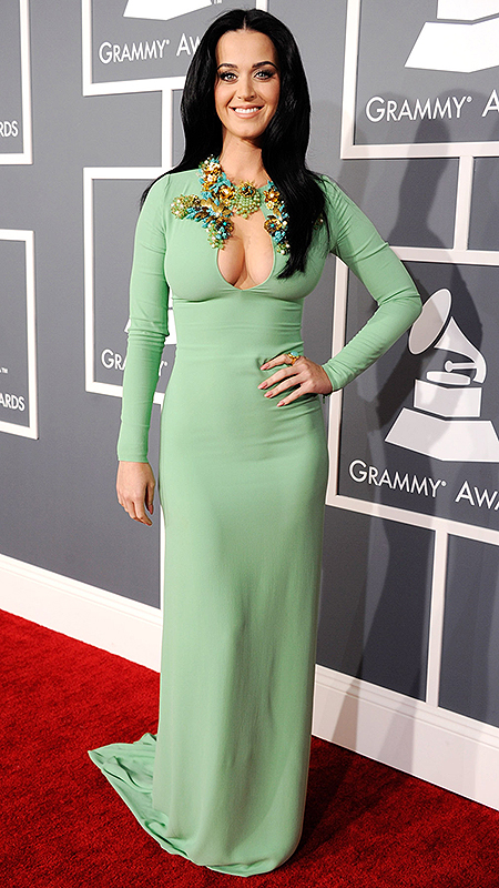 The Sexiest Red Carpet Looks of All Time, Katy Perry