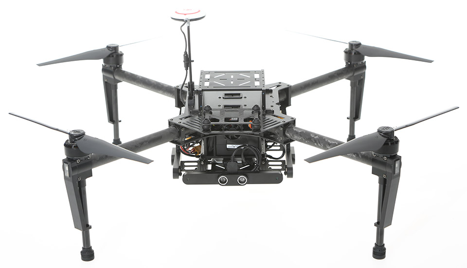 Dji S Experimental Drone Will Help Prevent Collisions