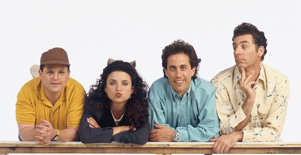 tv shows with slow starts, tv shows that started off on the wrong foot, seinfeld