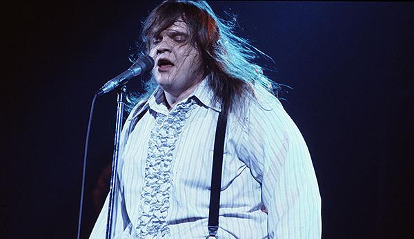 9 Fattest Rockers, Meatloaf