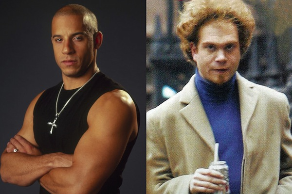 saddest brothers on earth, brothers of famous celebrities, paul vincent, vin diesel brother