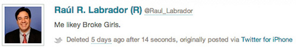 spokespeople who blew it, phil hardy raul labrador