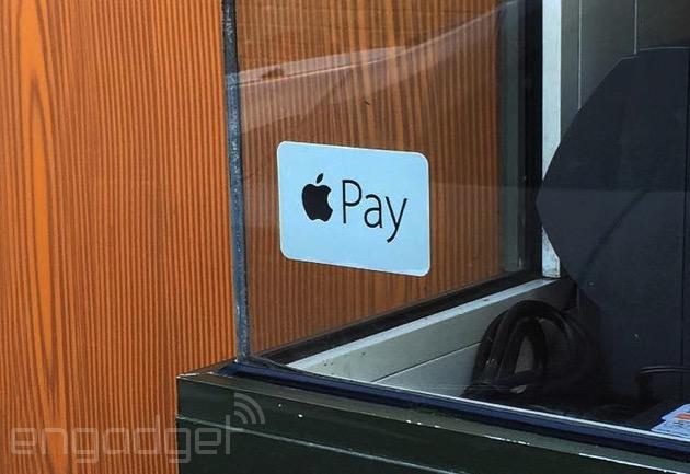 Nálepka na Apple Pay, ktorá svieti na výkladoch obchodov! - svetapple.sk