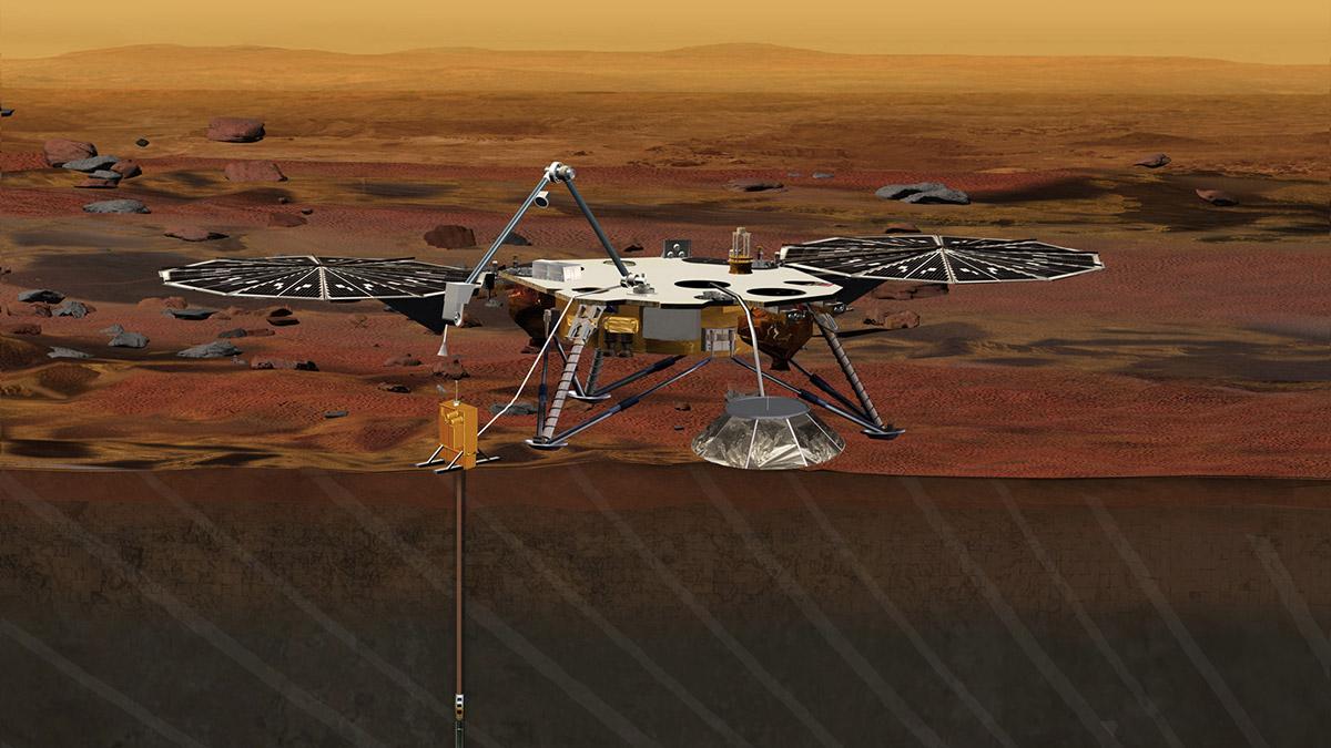insight mars rover live stream - photo #7