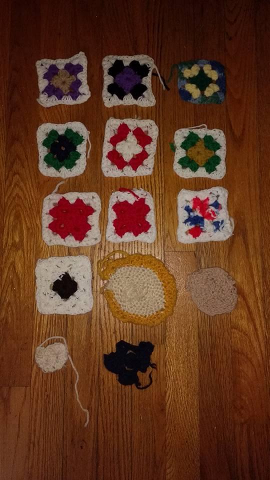 Evolution Maladie d'Alzheimer - crochets