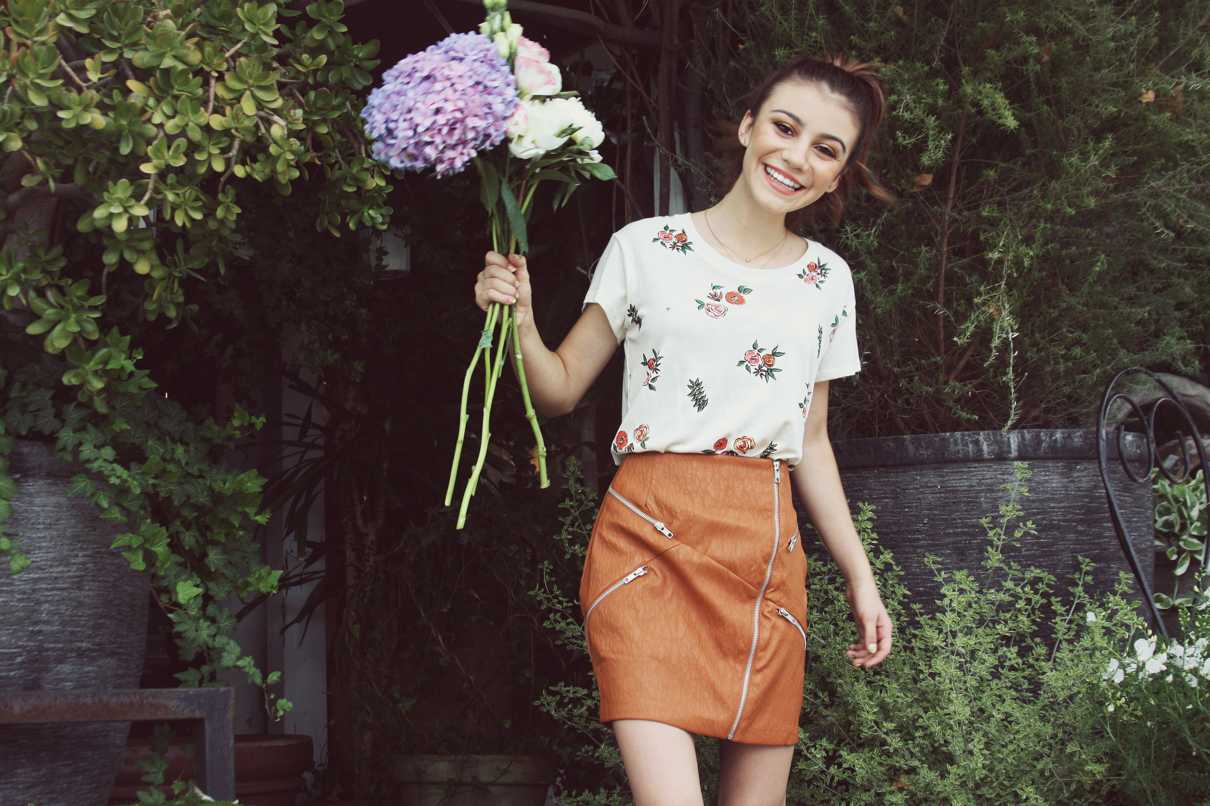 G Hannelius Launches Fashion Collection with The Style ...