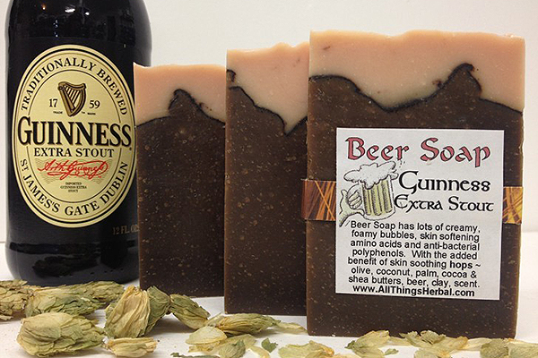 The 10 Most Ridiculous Novelty Products of 2015, Beer Soap