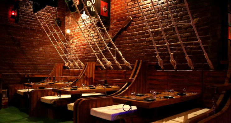 12 Themed Restaurants That Show Off Hyderabad S Creative