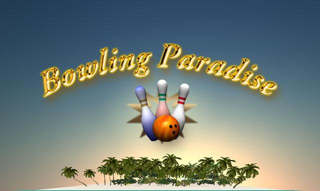 Paradise Bowling Game