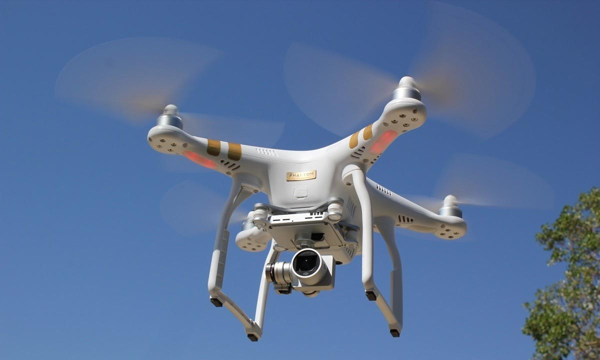 Job of the future - drone pilots