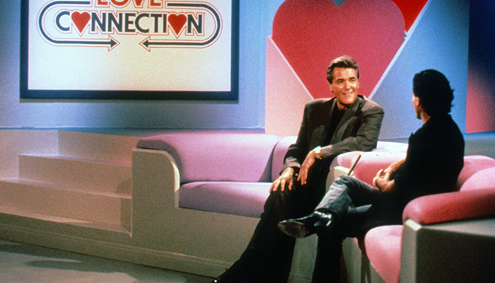 dating show hosted by chuck woolery game