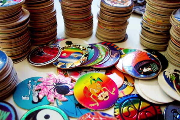 things that perfectly sum up the '90s, '90s nostalgia, pogs