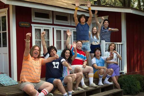 10+ year franchise revivals, wet hot american summer first day of camp