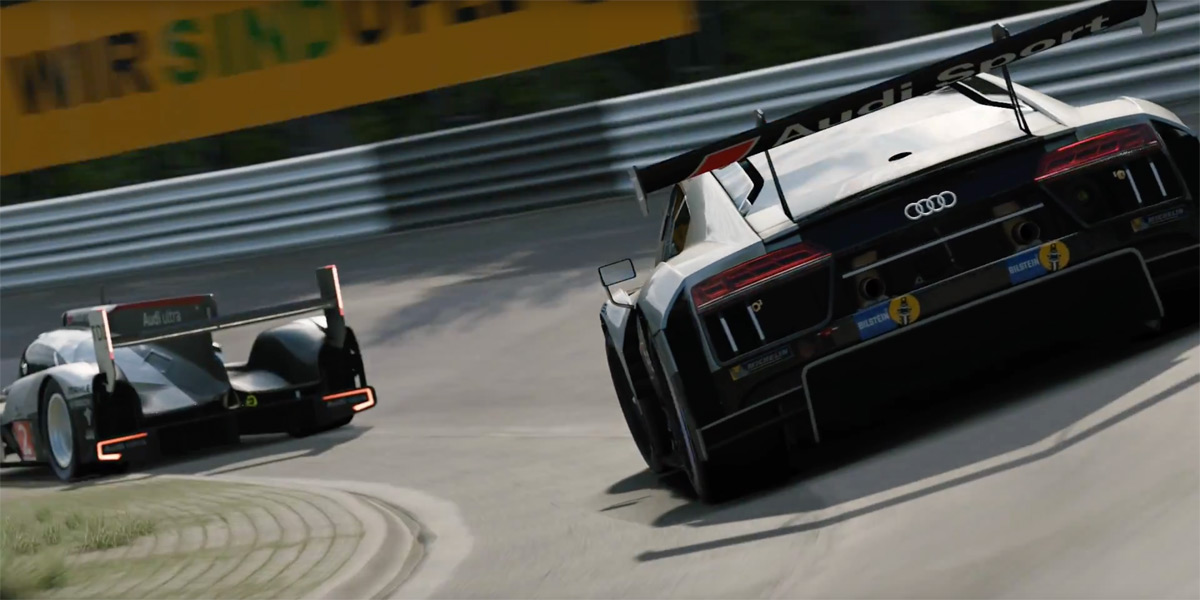 Velsete Gran Turismo Sport' for PS4 will award real prizes YV-35