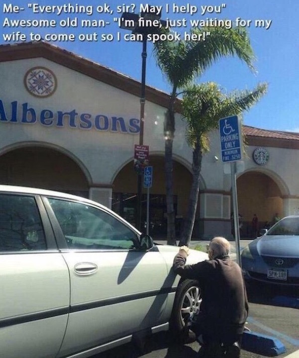 17 Pictures That Prove True Love Is Not Quite Dead Yet