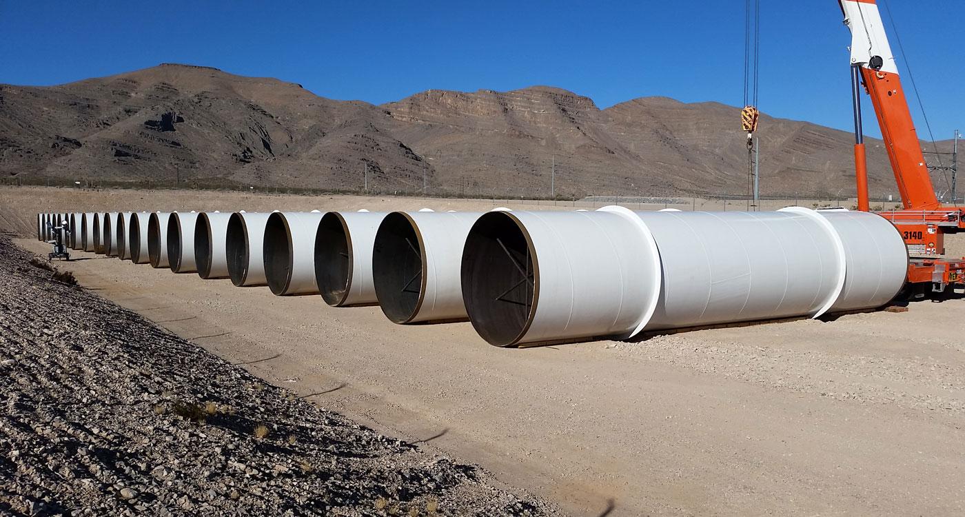 Mengulik Hyperloop, 'Kereta' Penakluk Pesawat