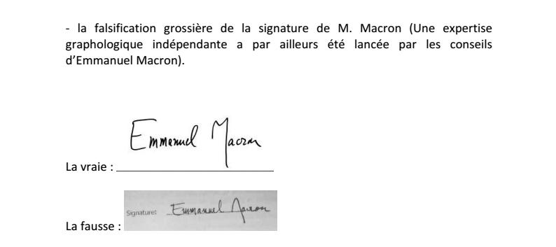 """Résultat de recherche d'images pour """"lettre macron compte bahamas"""""""