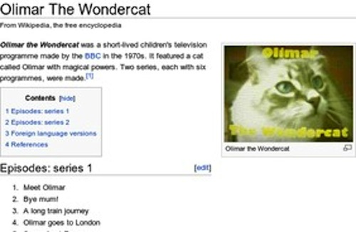 wikipedia hoaxes