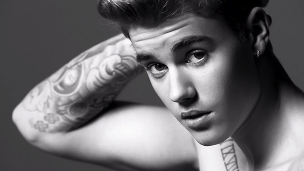 why men are less manly, men become less manly, justin bieber