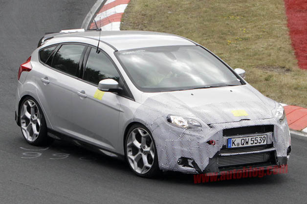 FocusRSspy Ford spotted testing new Focus RS at the Nürburgring by Authcom, Nova Scotia\s Internet and Computing Solutions Provider in Kentville, Annapolis Valley