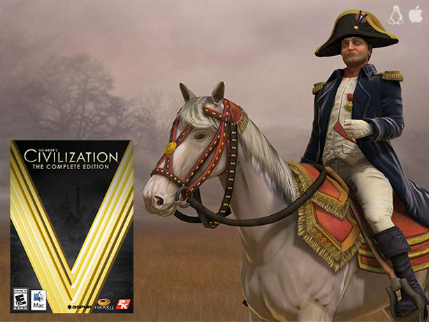 civilization 5 the complete edition deal for linux and mac