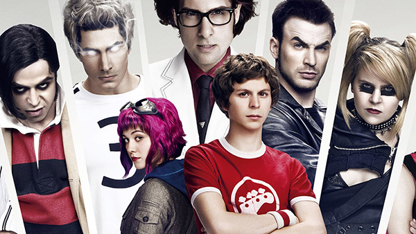 TV and Movie Graphic Novel Adaptations, Best, Top Films, Scott Pilgrim vs. The World