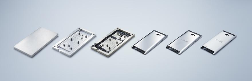 VAIO: dai portatili agli Smartphone, nuovo telefono con Windows 10 vaio TechNinja