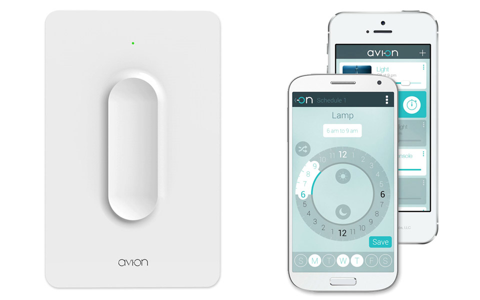 Stick This Battery Powered Bluetooth Light Switch Anywhere