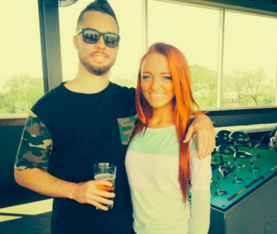 Is maci bookout dating taylor kinney