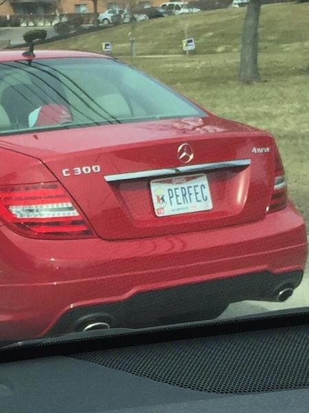 ironic license plates, funny license plates, perfec