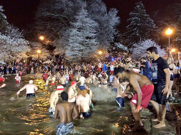Sports, Strangest College Football Traditions, NCAA