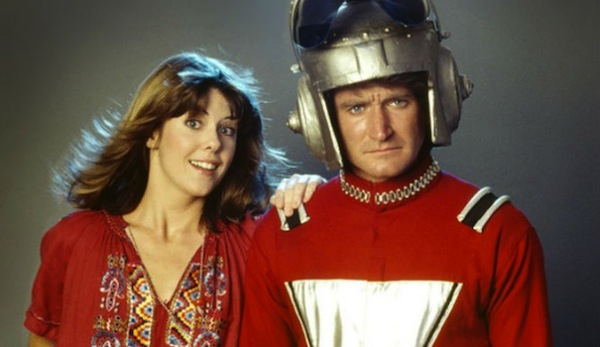canceled tv show cliffhangers, mork and mindy