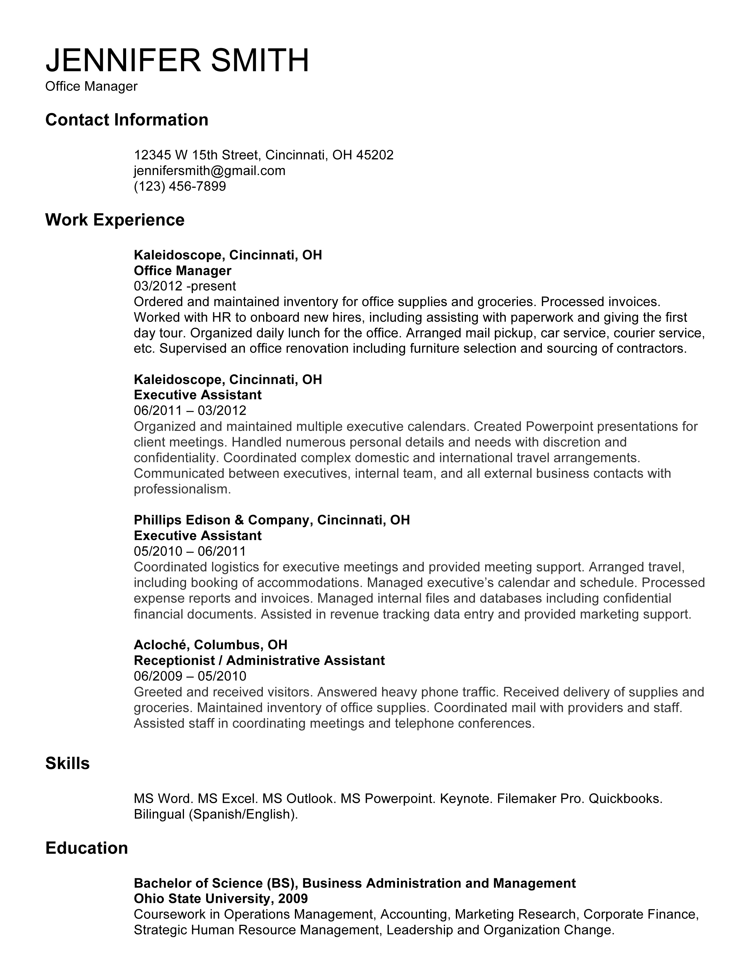 Medical Resume Examples Medical Sample Resumes LiveCareer Sample Of  Attorney Resume Resume Templates Construction Site Supervisor  Resume For Home Health Aide