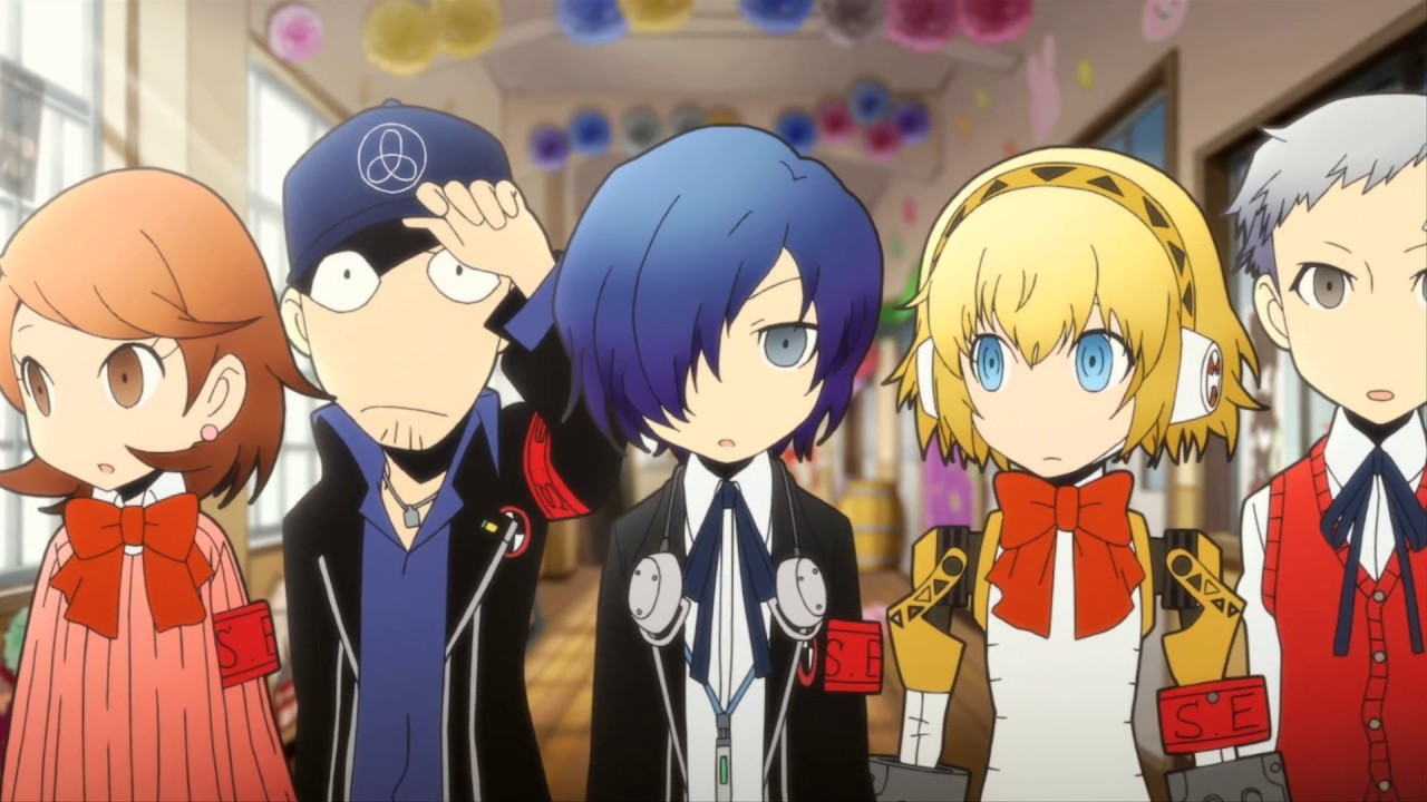 Persona Q: Shadow of the Labyrinth full game free pc, download, play