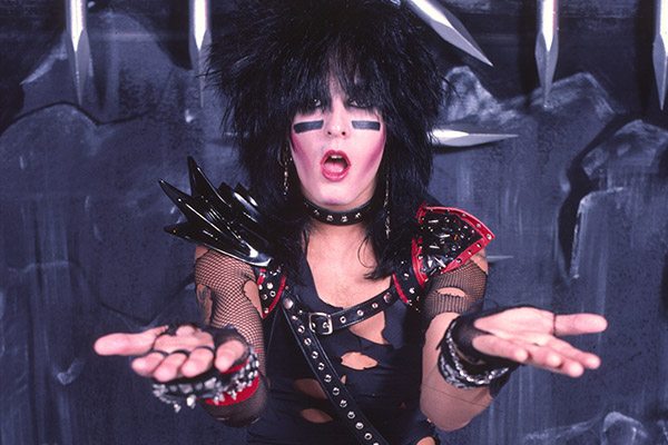 Rock Star Debauchery, Nikki Sixx