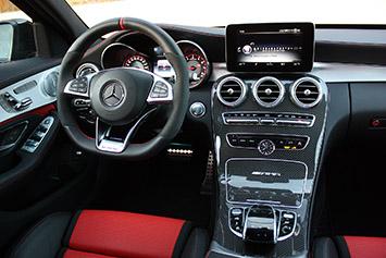 2015 Mercedes-AMG C63 S Review - Autoblog  2015 Mercedes-A...