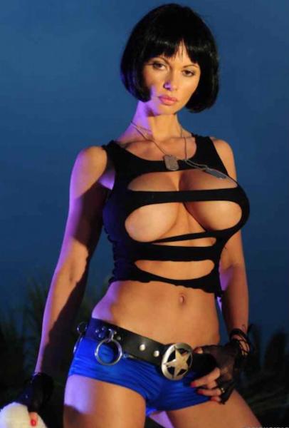 Veronika Zemanova New Porn Pics 45
