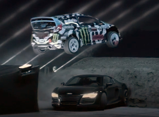 castrol Ken Block and friends race light in silly beautiful Castrol commercial by Authcom, Nova Scotia\s Internet and Computing Solutions Provider in Kentville, Annapolis Valley