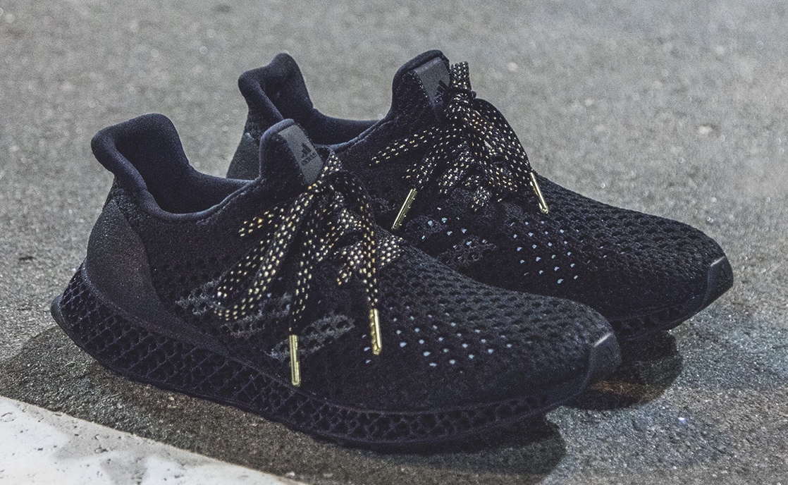 innovative design f1574 18d90 Adidas rewards its medal-winning Olympians with 3D-printed shoes